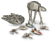 Ultimate Game Ready Star Wars Vehicles Collection
