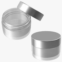 Creamer Jar Empty Collection