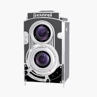 Camera Vintage Flexaret