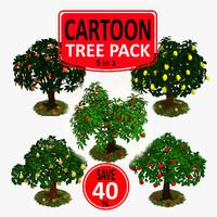Cartoon Tree Pack