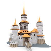 castle dreams c4d
