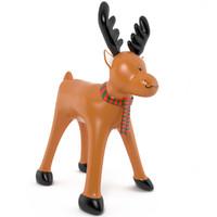 inflatable reindeer christmas