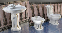 Toilet Washbasin Ceramica Ala New Lord
