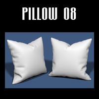3dsmax pillow interior
