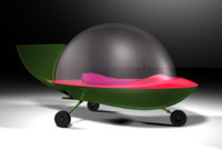George Jetsons Car