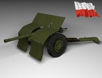 Bofors 37mm (Wzr 36)