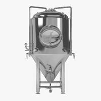 Beer Fermenter Tank