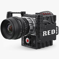 Red Epic Camera 3