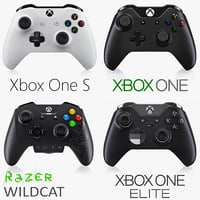 Xbox Controllers Set