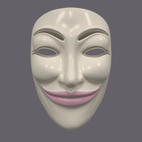 mask 3ds