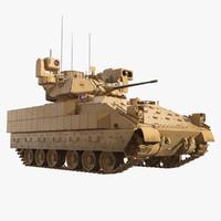 Bradley M2A3 Tank