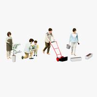 Family 03(Gardening)
