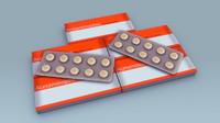 pills strip