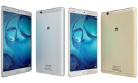 Huawei MediaPad M3 Gold And Silver