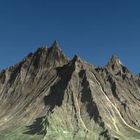 Mountain Range 05 Landscape
