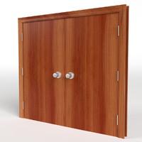 blend double door uv