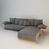obj giorgetti sofa
