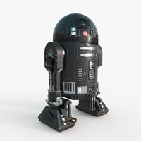 Star Wars C2-B5 droid