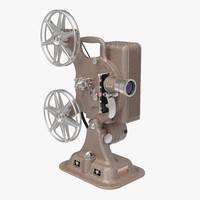 Keystone Model A-81 16mm Projector