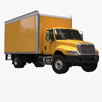 Durastar Box Truck