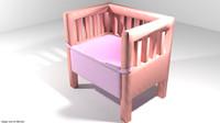 Bed - Bassinet