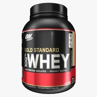 Optimum Nutrition 100% Whey Gold Standard - French Vanilla Creme