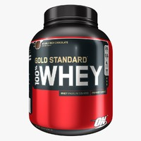 Optimum Nutrition 100% Whey Gold Standard - Double Rich Chocolate