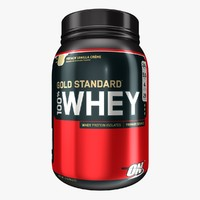 Optimum Nutrition 100% Whey Gold Standard 02 - French Vanilla Creme