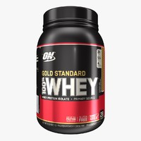 Optimum Nutrition 100% Whey Gold Standard 02 - Chocolate Dipped Banana