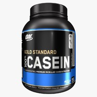 Optimum Nutrition 100% Whey Gold Standard - Casein - Cookies and Cream