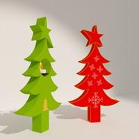 free max mode new year tree 02