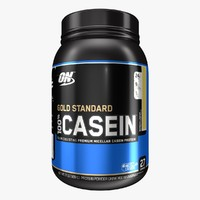 Optimum Nutrition 100% Whey Gold Standard 02 - Casein - Banana Cream