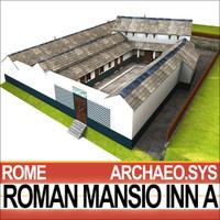 Roman Mansio Inn A