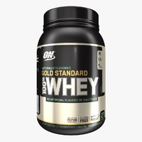 Optimum Nutrition 100% Whey Gold Standard 02 - Naturally Flavored - Vanilla