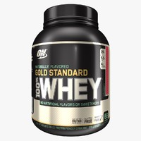 Optimum Nutrition 100% Whey Gold Standard - Naturally Flavored - Strawberry