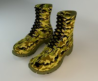 Army Boot 2