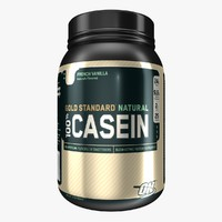 Optimum Nutrition 100% Whey Gold Standard 02 - Casein - Naturally - French Vanilla