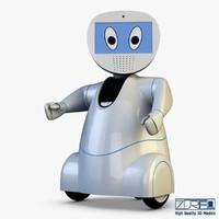 Pakati Robot Assistant white