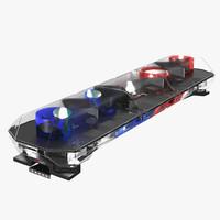 Police Lightning Bar Code 3 mx7000
