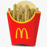 French Fries McDonalds