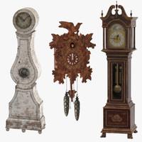Clocks Collection 01