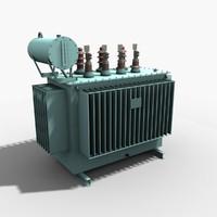 3 Phase Power Distribution Transformer