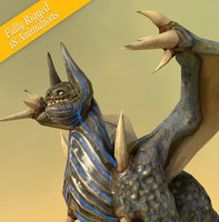 Dragon the Terror Bringer