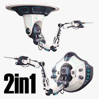 Robotic Arm 02 Set