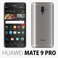 3ds huawei mate 9 pro