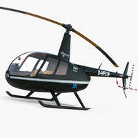 Light Helicopter Robinson R44 Raven II