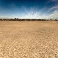 8k Desert Texture & Desert Scene