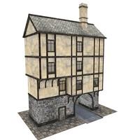 Medieval gate house2