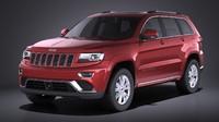 3d 2016 grand jeep