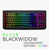 razer blackwidow chroma tournament 3ds